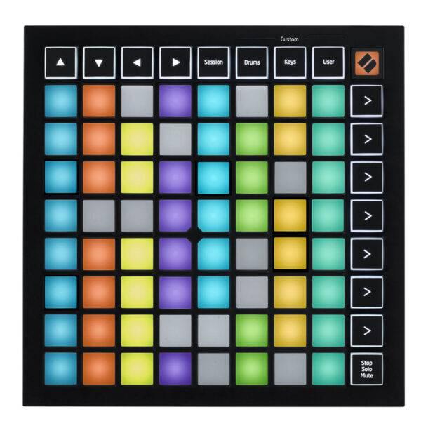 Novation Launchpad Mini MK3 64-Pad MIDI Grid Controller Refurbished